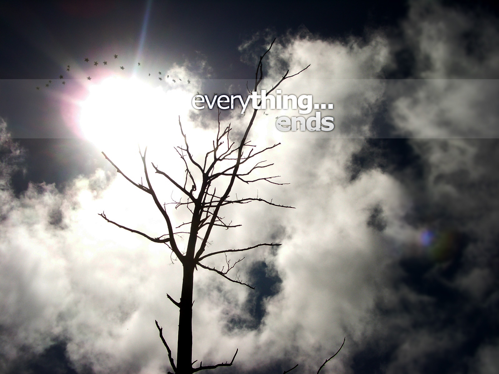 everything ends