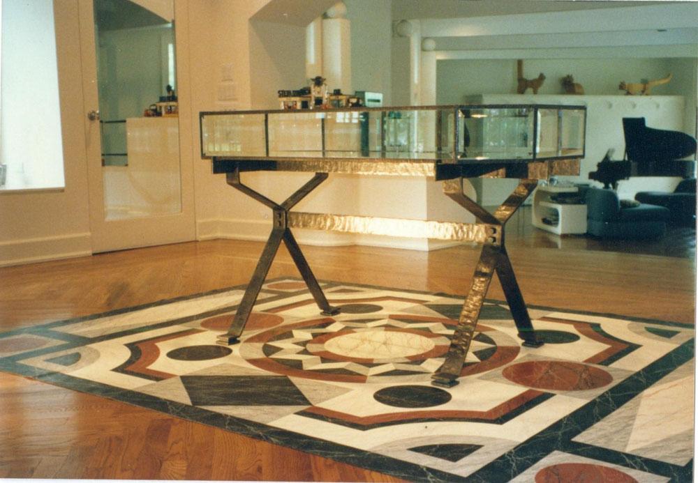 Furniture Lankton Metal Design