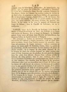 """Ogée, """"Dictionnaire historique et géographique de la province de Bretagne"""", 1778-1779"""