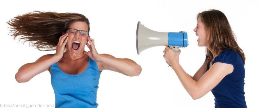 ser assertivo ou agressivo