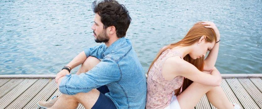 como sair de um relacionamento infeliz
