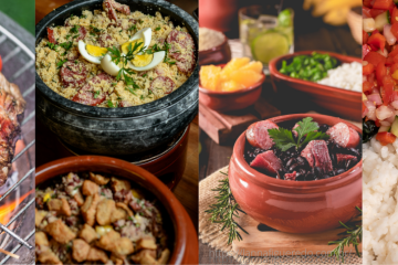 farofa para feijoada e churrasco - Receita de farofa para churrasco e feijoada