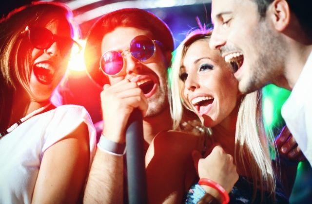 Hobby de canto e música, Karaoke