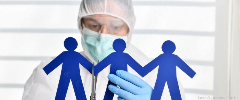 saúde mental nesta pandemia durante isolamento