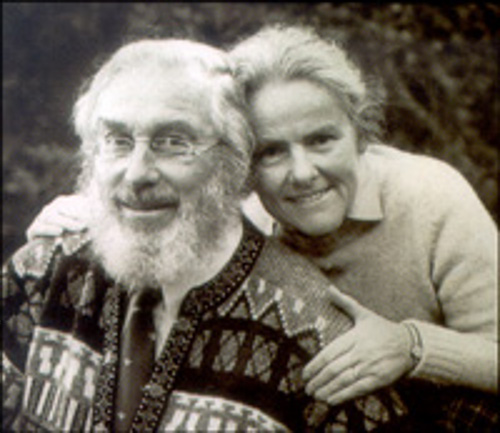 Arthur Ernest und Beate Wilder-Smith