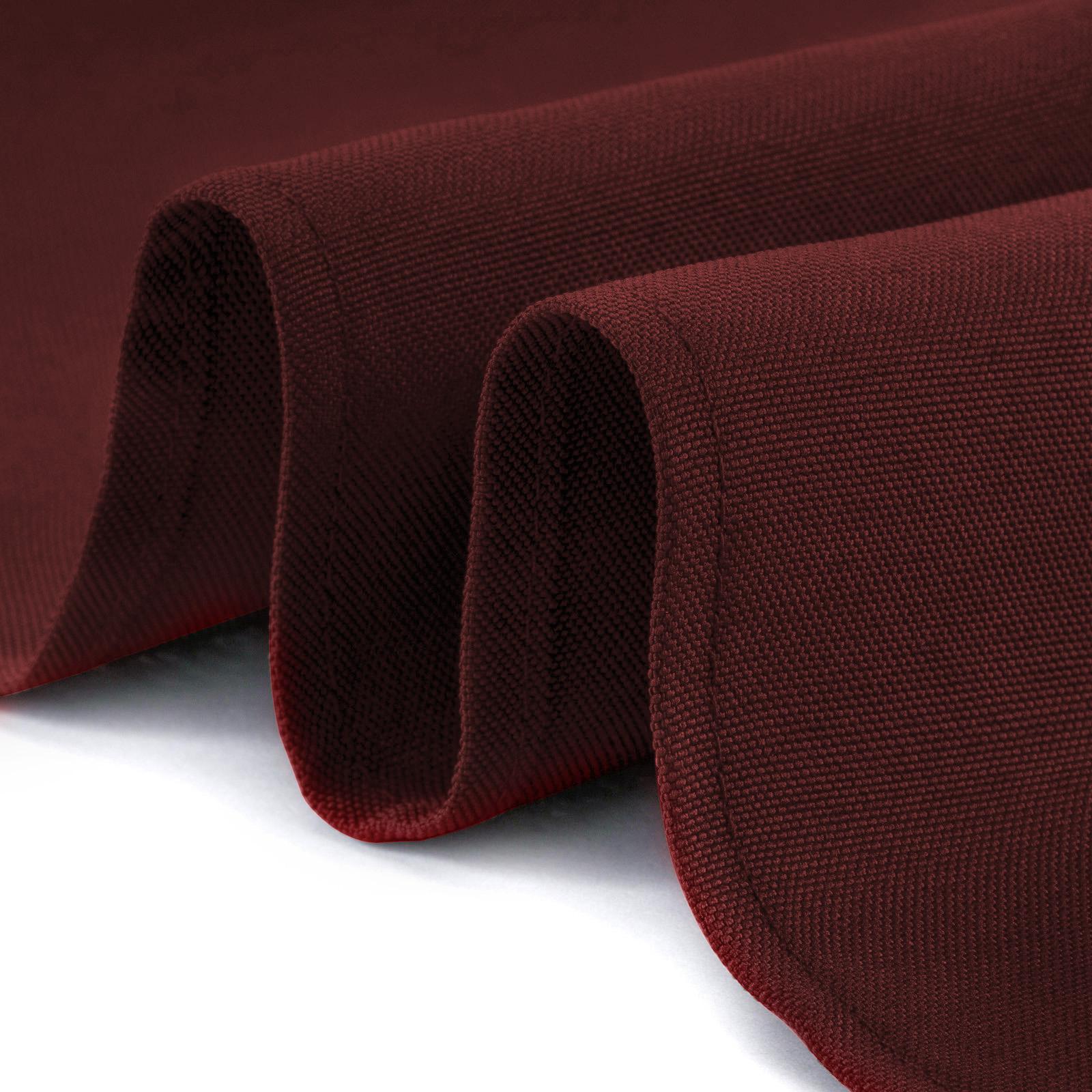 """Brown 20/""""x20/"""" inch Polyester Cloth Napkin Wedding Linen Restaurant Diner wf"""