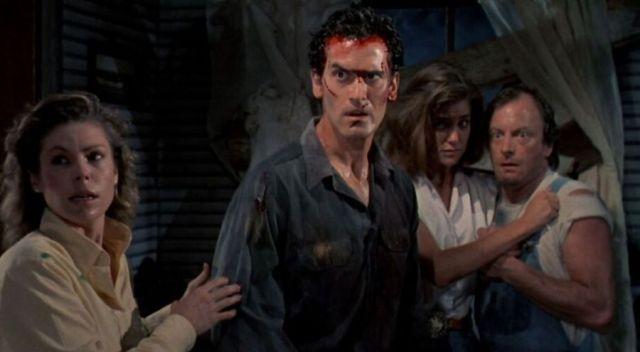 Cult Film Friday - Evil Dead 2: Dead by Dawn - An Lanntair