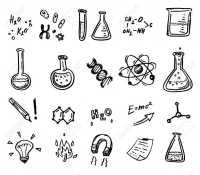 Dibujos De Laboratorio De Quimica Para Colorear Dibujo De Clase