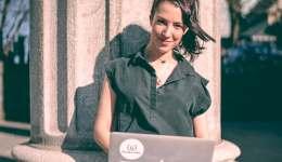 Portrait d'Anaïs, « serial entrepreneuse » en Norvège