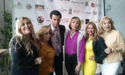 Marisol Casola, Gloria Tovar, Leida Alvarez y Ana Zambrano