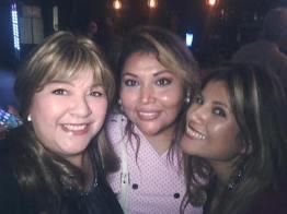 Tres poderosas peruanas: Roxana Corcuera, Mariline Villa y Janet Seminario Palacios