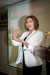 Ivonne Fernández, directora de AARP Florida.
