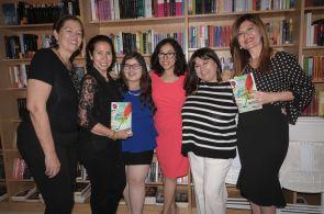 Martha Pacheco, Liliana Bignes, Ashley Sotolongo,Drelly Rios, Jessica Sotolongo y Marybel Torres