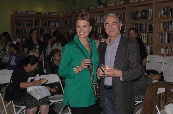 Margaret Romero y Eduardo Orozco