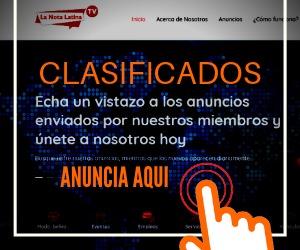 Los Clasificados La Nota Latina