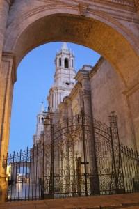 Arequipa, la ciudad blanca