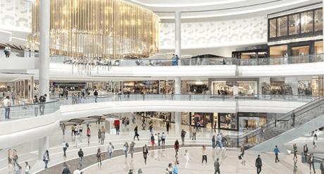 Nueva Jersey abre las puertas al segundo mall más grande de EE.UU.