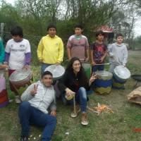 "La Paz: inauguraron el merendero ""Milagro Sala"""