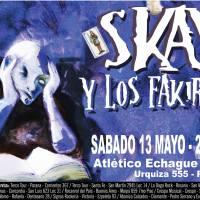 Skay toca en Paraná