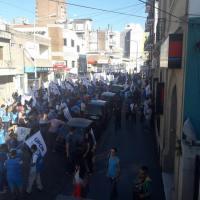 Importante movilización de UPCN Entre Ríos