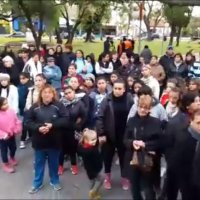 Caso Gisela López: Santa Elena volvió a exigir justicia