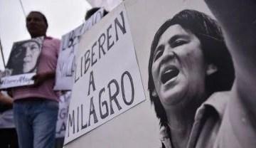 La CIDH visitará a Milagro Sala en la cárcel de Alto Comedero