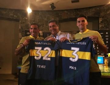 """Tevez volvió a Boca: """"Quiero ganar la Libertadores"""""""