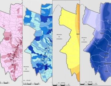 Mapas digitales para el desarrollo tucumano