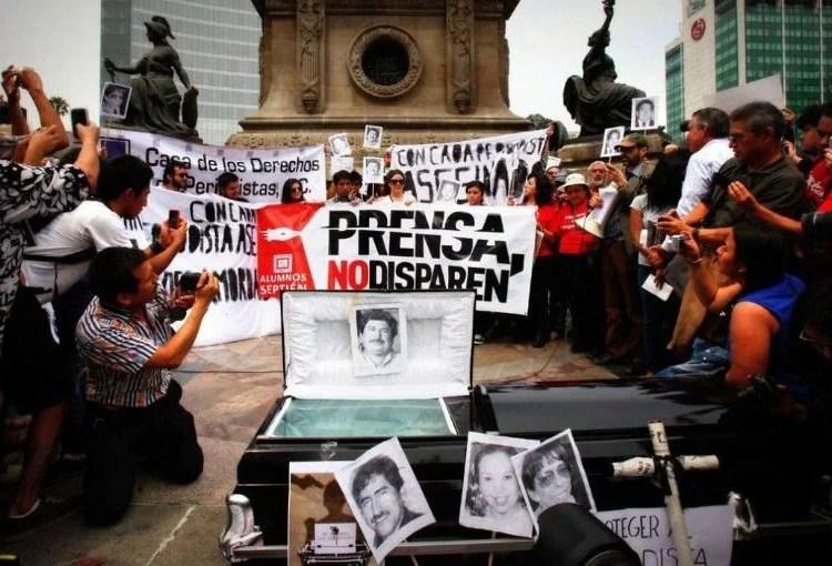 México: el país más peligroso para el periodismo