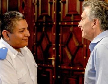Ratifican el procesamiento del policía Luis Chocobar