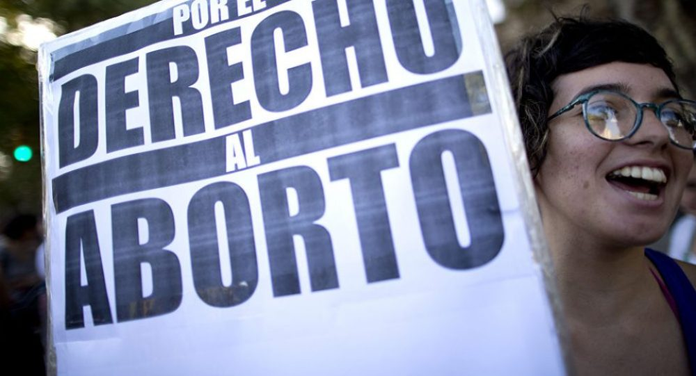 Más de la mitad de la sociedad argentina está a favor de la despenalización del aborto