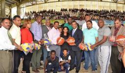 Inician Juegos Interescolares de Los Alcarrizos dedicados a Díaz