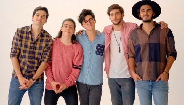 El grupo colombiano Morat inicia en San Francisco su primera gira en EEUU