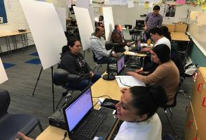 180 latinos tramitaron el Faith Action ID/P.J.