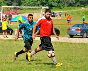 Interclub Soccer Club San Cristóbal se impone frente al equipo Halcones