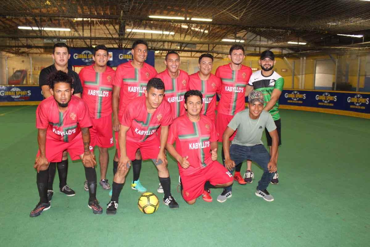 Equipo de fútbol: Kabillos B-1 copy