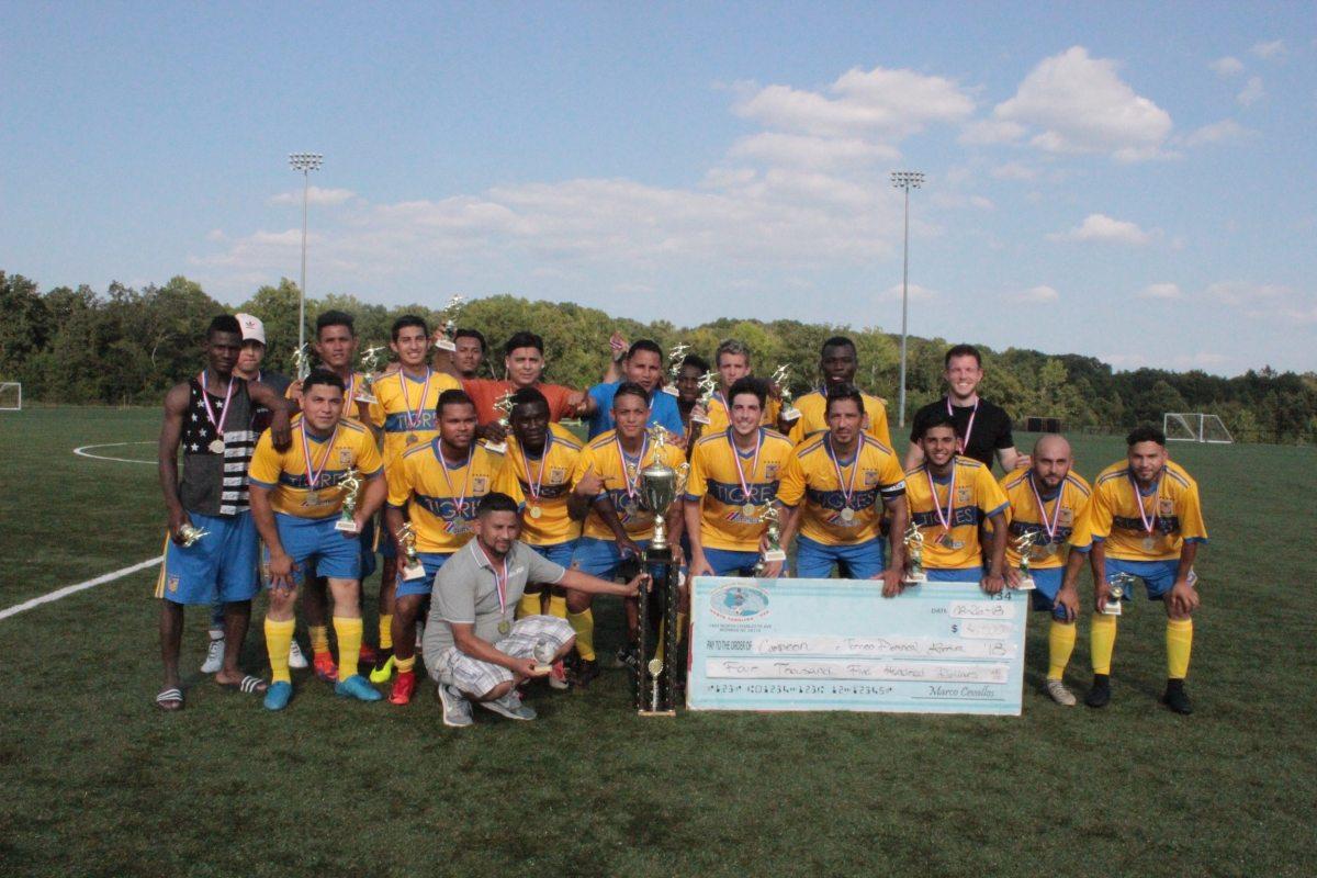 Foto del equipo Campeón: San José