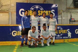 Foto del equipo: El Salvador