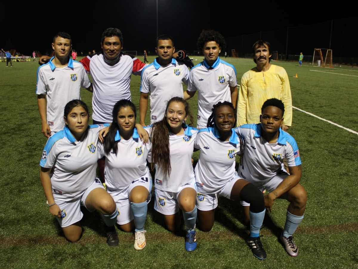 Foto del equipo: Argentina Mix
