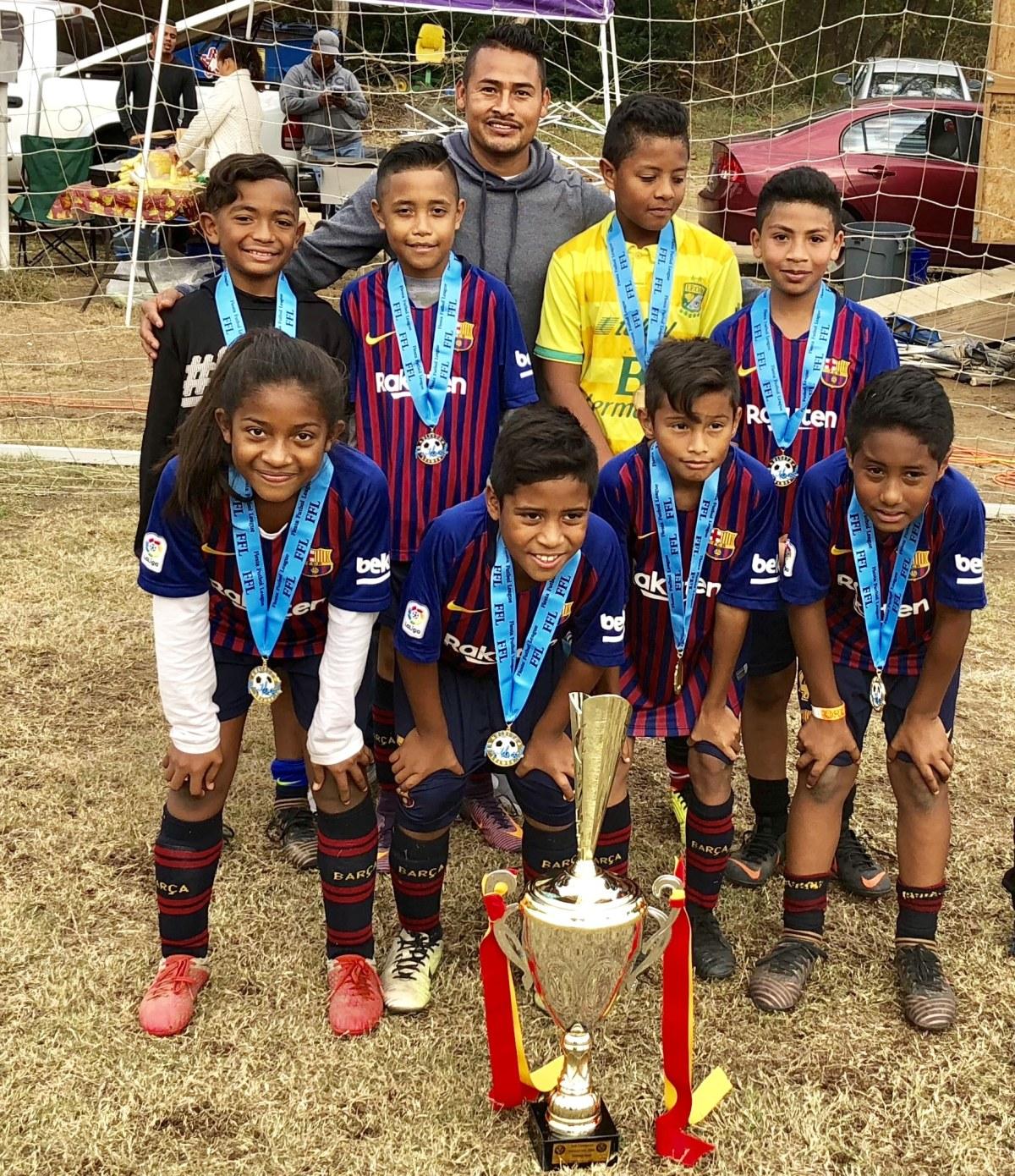 Foto del equipo Sub-campeón: Barcelona