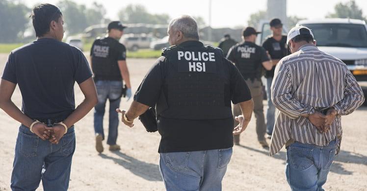 TRAC ha contabilizado durante el 2018 en Carolina del Norte 2,563 arrestos migratorios/ICE