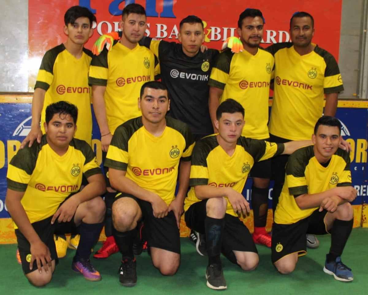 Manchester de la liga Global Sports Indoor Soccer Arena