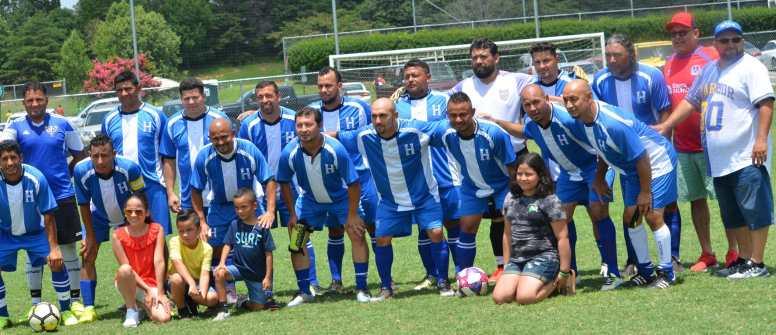 5- Honduras - Bicampeon Categoria Master