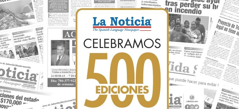 La Noticia reaches another important milestone in the Carolinas