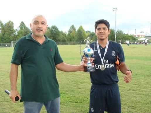 Se coronan nuevos campeones en la categoría Master 7x7 y el Torneo de 11x11