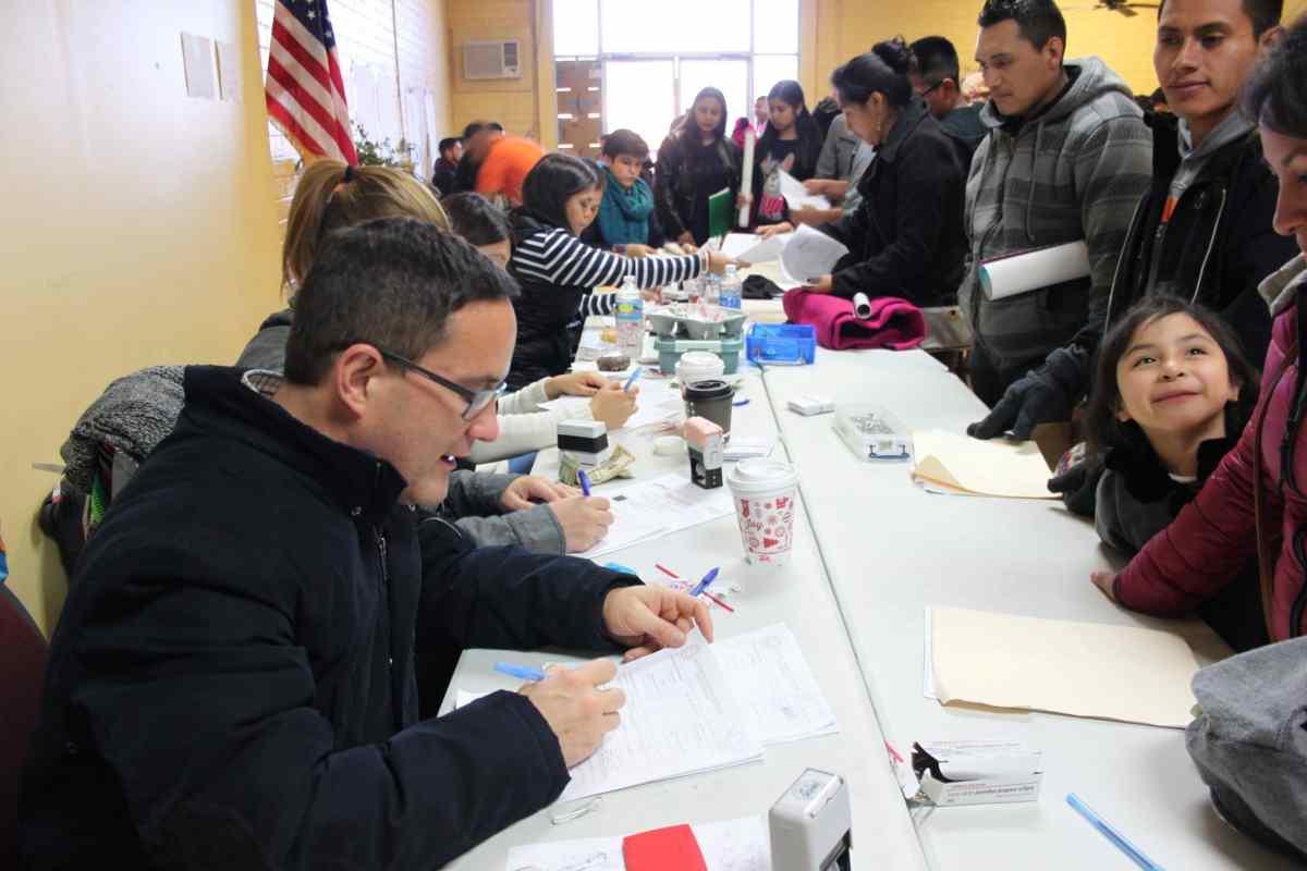 Consulado Móvil de Guatemala llega a Morganton