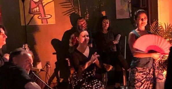 Celebran impactantes Noches Flamencas en el Triángulo