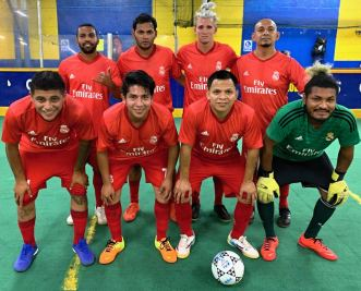 Intensa jornada llena de goles y emociones en el Torneo de Otoño