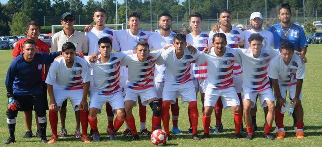 USA United es el líder del Torneo Clausura 2019