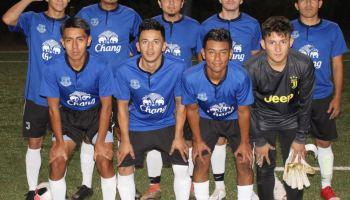 Copan United sigue de líder del torneo sabatino en Elon Park